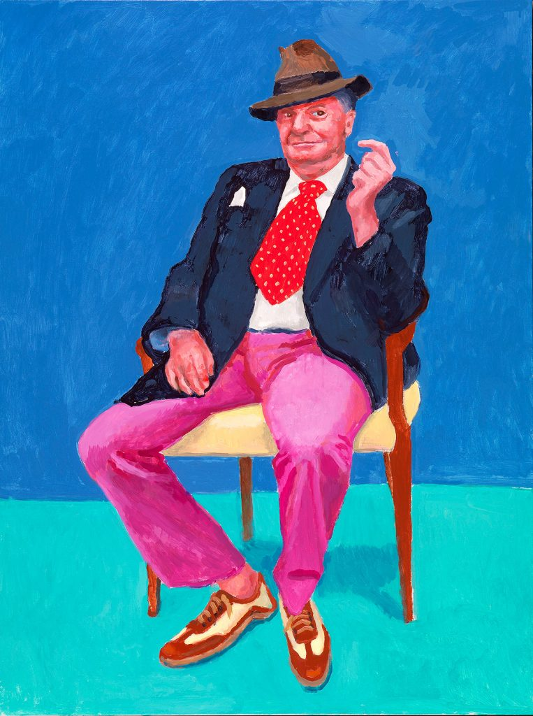 Barry Humphries, 2015